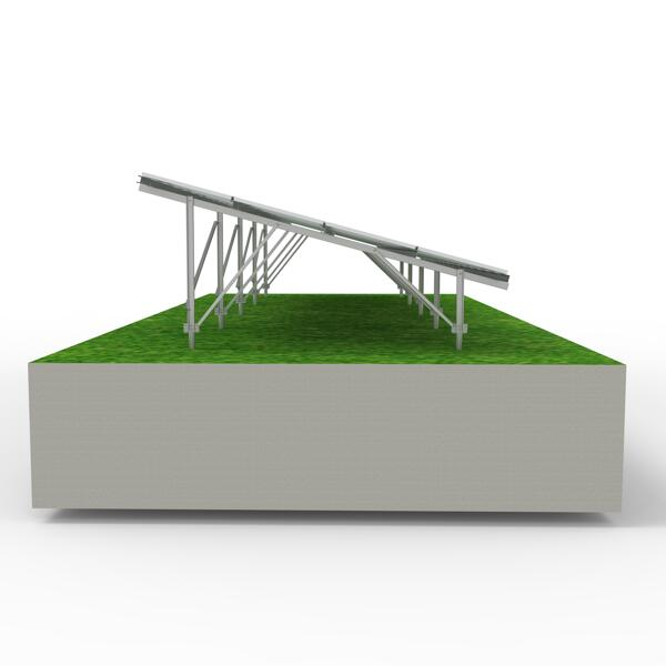 steel solar panel mounting bracket