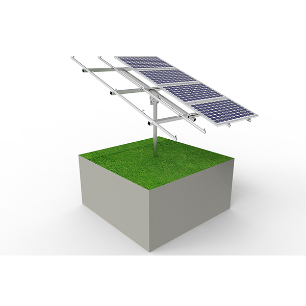solar panel pole mount bracket