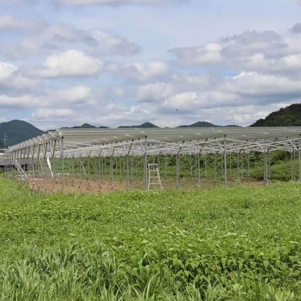 solar mounting system solar ground