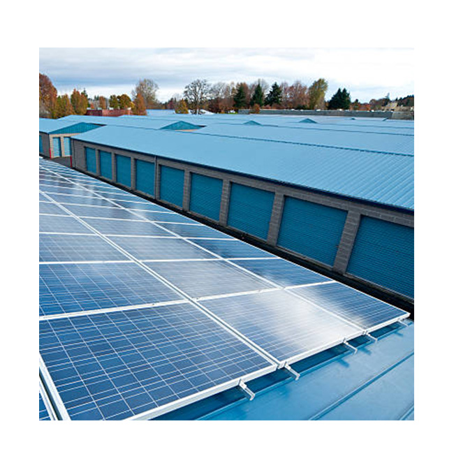 Solar Metal Roof Railless Mounting Brackets