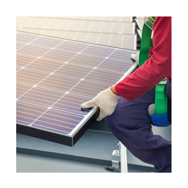 Tilt Roof Hook Aluminum Solar Clamp
