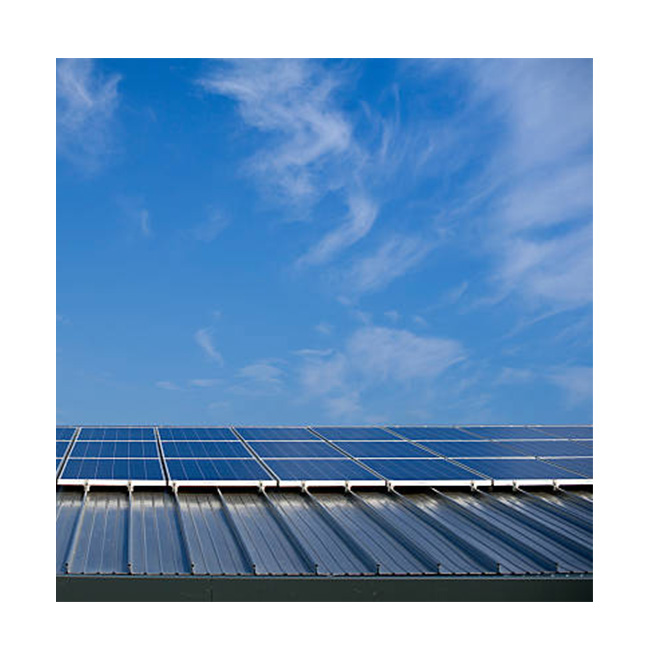 Solar Roof Clamp No Rail