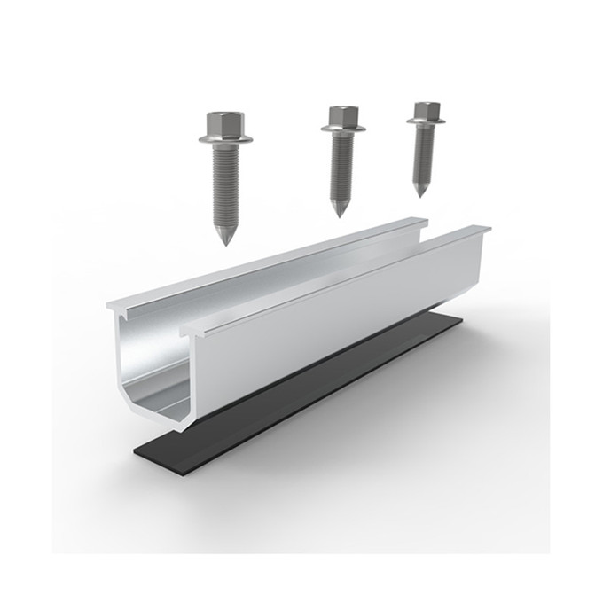 Metal Roof Base Short Rail