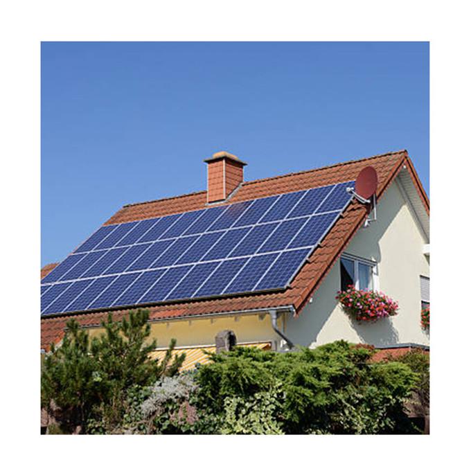 Solar Tile Rooftop Mounts