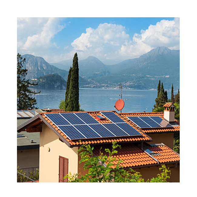 Tile Roof Hook Solar Pv Mounting System