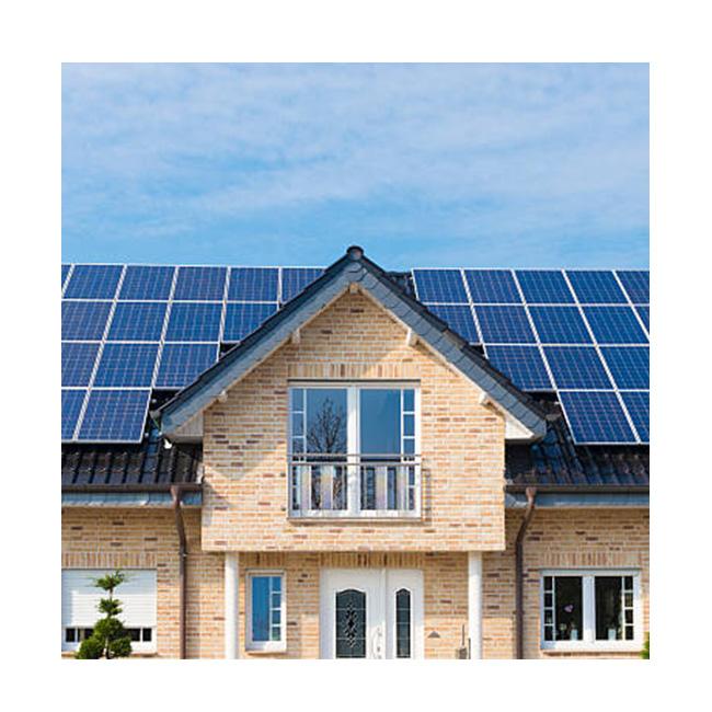 Solar Panel Tile Roof Racking System