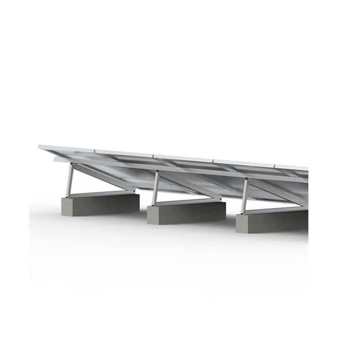 Flat Roof Solar Panel Mounting Brackets