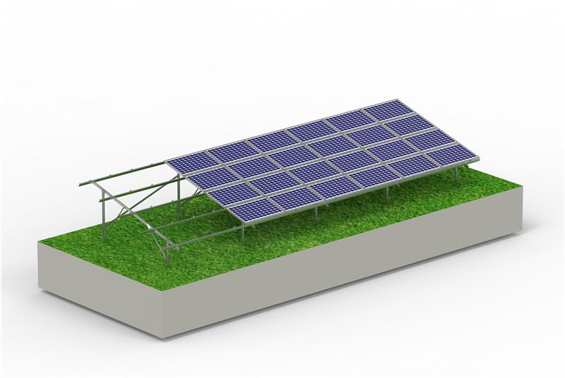 Solar Mount Structure